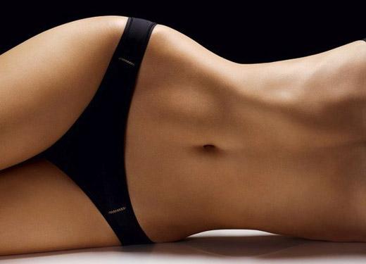тело женщины