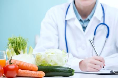 назначение диеты