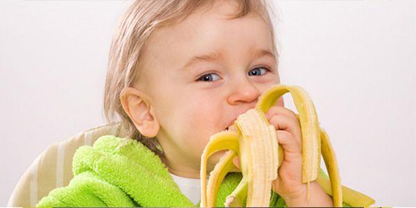 Можно ли бананы детям при диарее