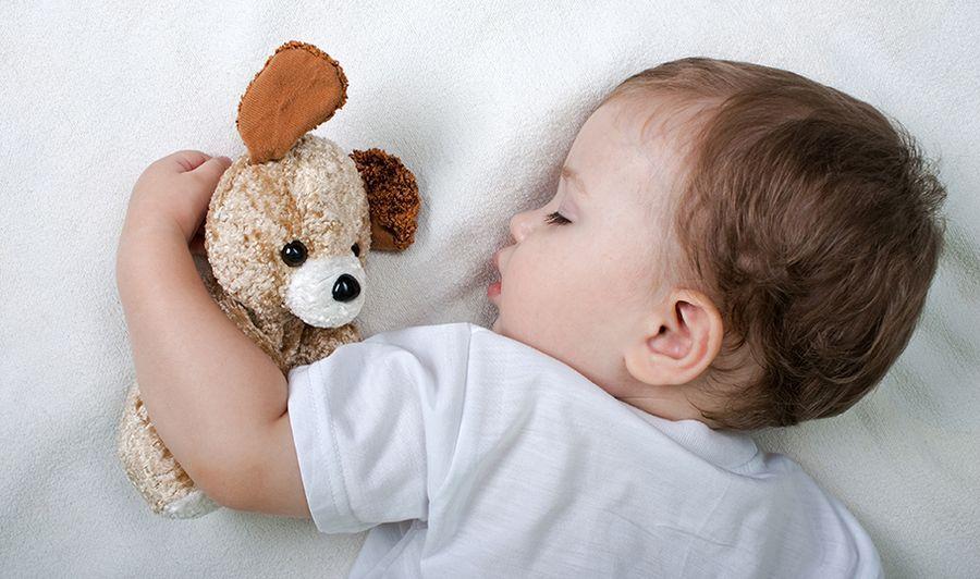 Причины потливости головы и затылка у детей