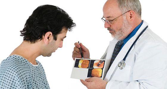 Симптомы тромбоза геморроидальных узлов