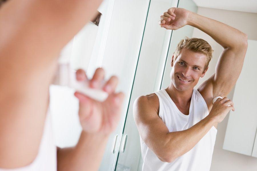 Правильное нанесение антиперспиранта от потливости и неприятного запаха
