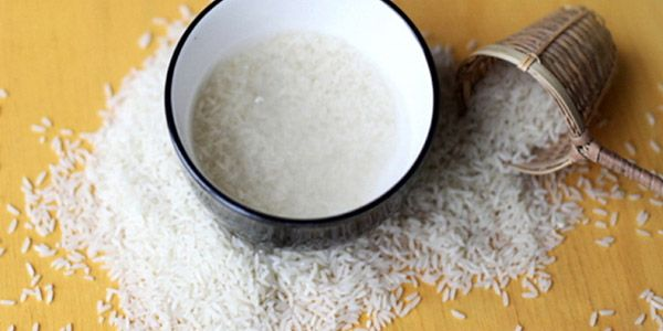 Отвар из риса для новорожденных при поносе