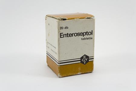 таблетки Энтеросептол