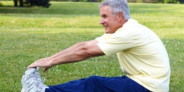 Гимнастика от запоров для пожилых людей