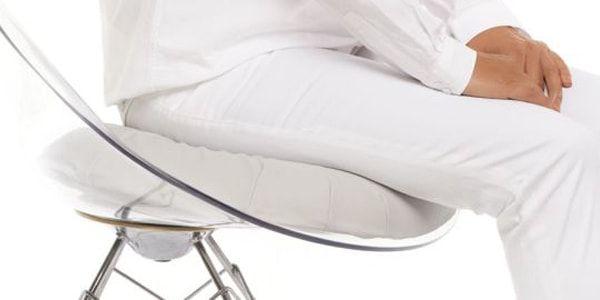 Ортопедическая подушка при геморрое