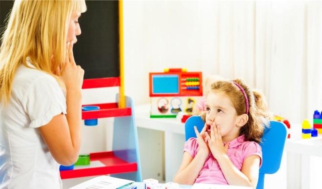 Коррекция афазии у детей