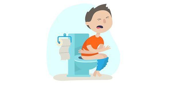 Понос водой у взрослого, симптомы и лечение
