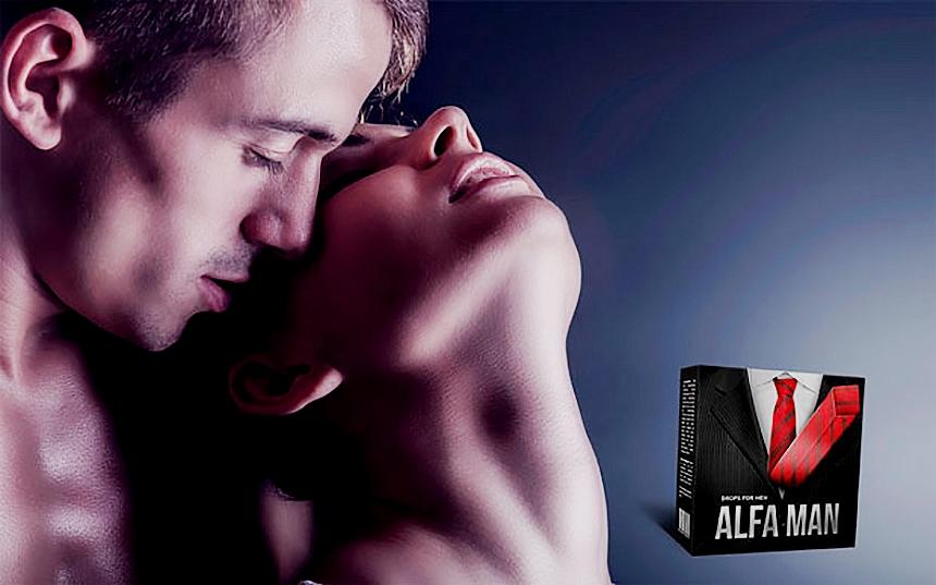 Alfa Man как пли для улучшения мужской потенции
