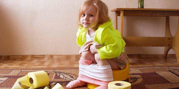 Что делать при 5-дневном запоре у ребенка?