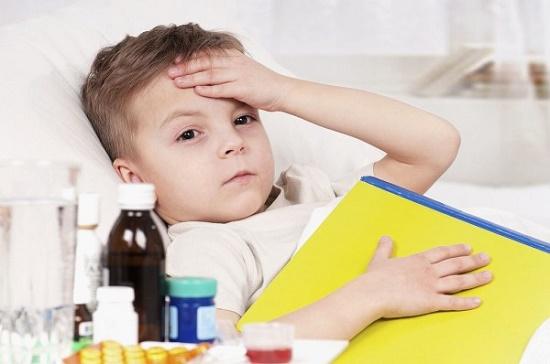 у ребенка температура 39 без признаков простуды