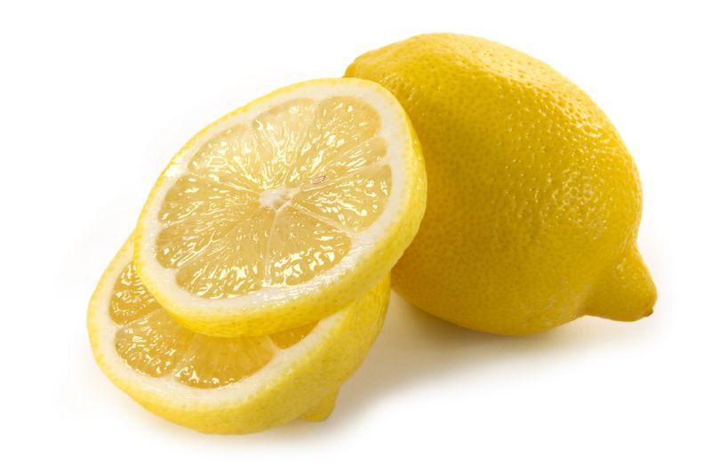 Лимон как замена дезодоранту