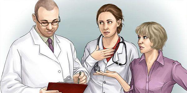 Когда идти к врачу при вирусном поносе