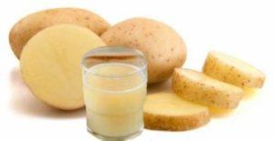 Как принимать картофельный сок при гастрите