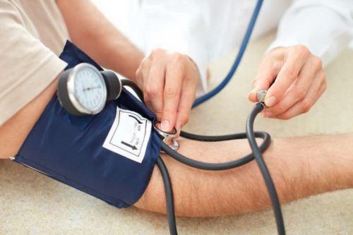 Повышенное артериальное давление (гипертония)