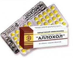 Желчегонные препараты при панкреатите