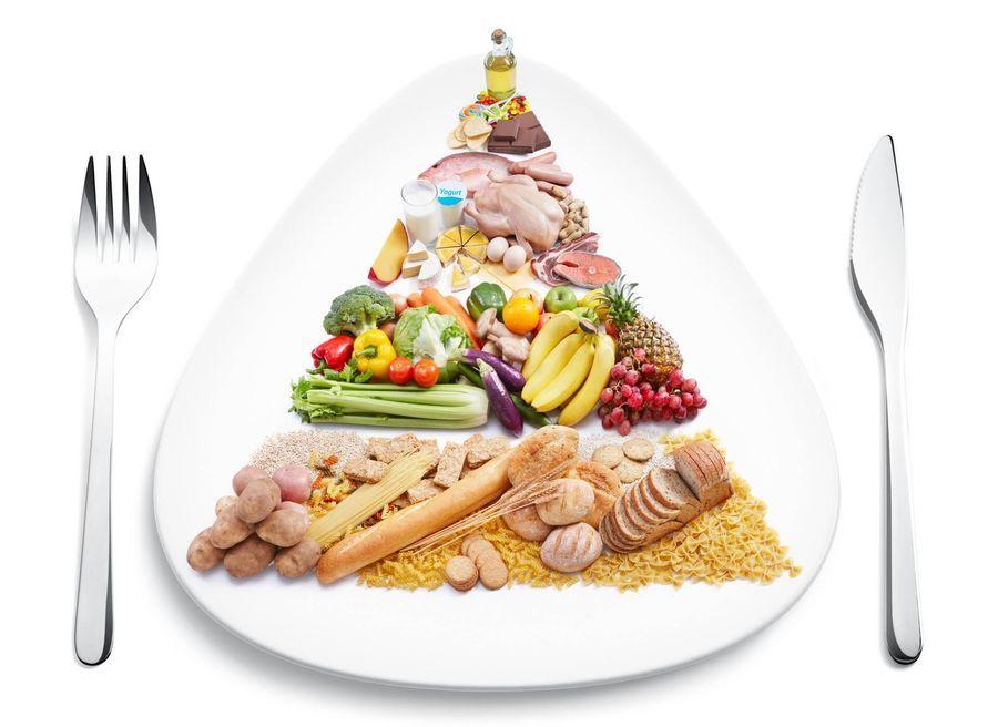 Влияние пищи на потоотделение