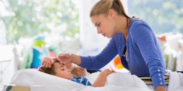 чем сбить температуру у ребенка 7 лет