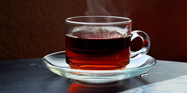 Чайная заварка от поноса