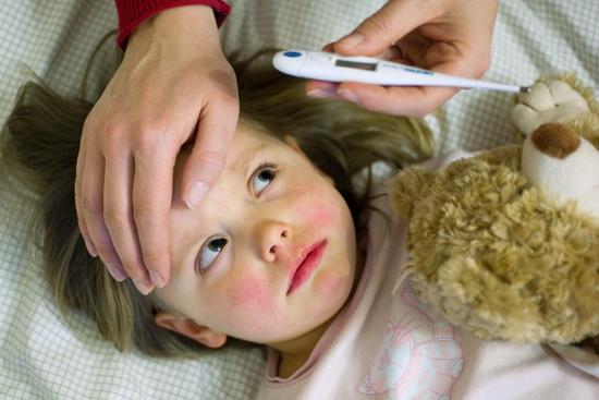 укол от температуры ребенку