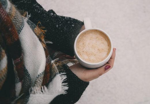 Горячие кофе