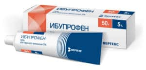 гель Ибупрофен