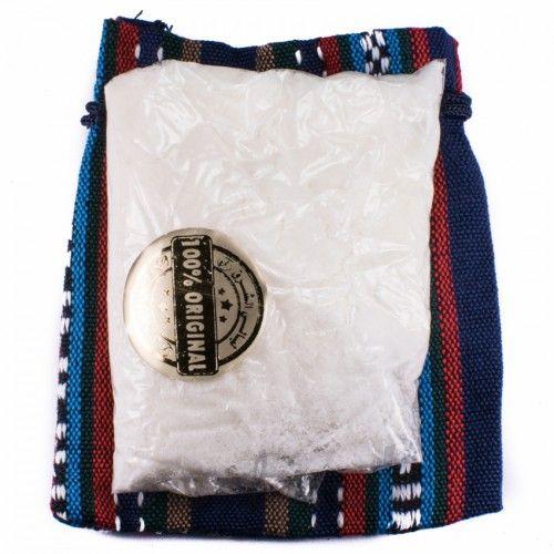 Порошковый дезодорант Алунит «Поздравление мускуса»