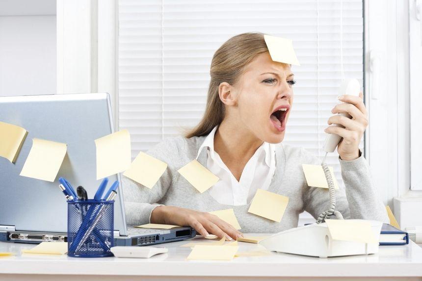 Потливость вследствие стресса