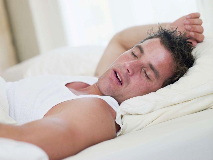 Причины потливости головы во сне