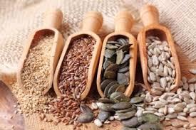 Орехи и семечки при гастрите