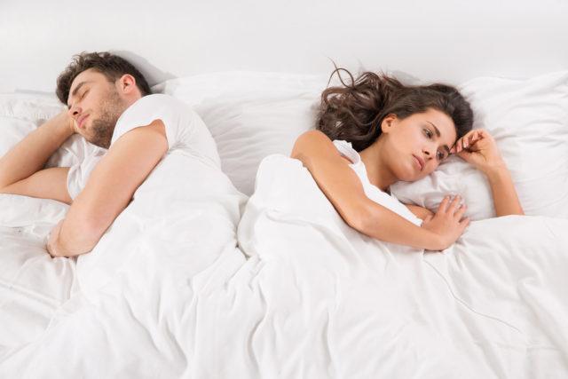 Проблемы с половым влечением могут возникнуть и при сближении с новым человеком