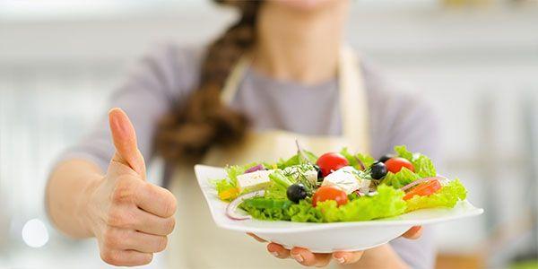Продукты, рекомендованные для употребления в пищу