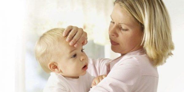 нормальная температура у годовалого ребенка