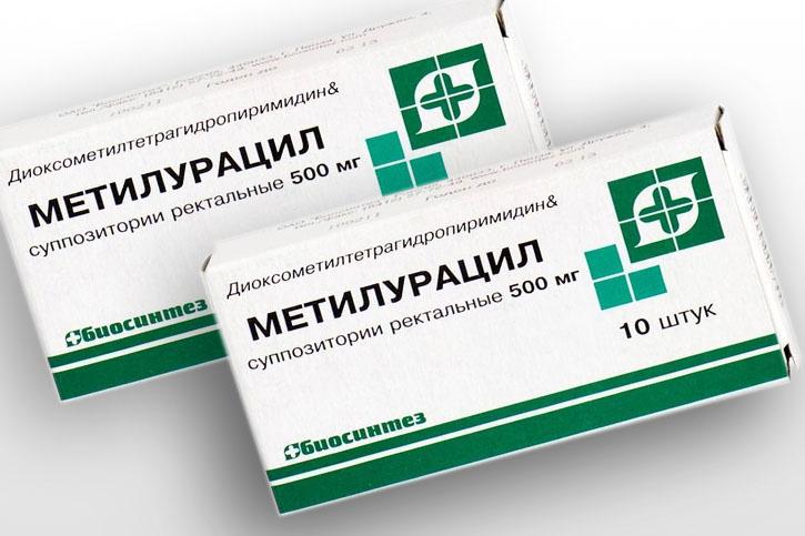 Метилурацил свечи при простатите лечение простатита у мужчин профилактика
