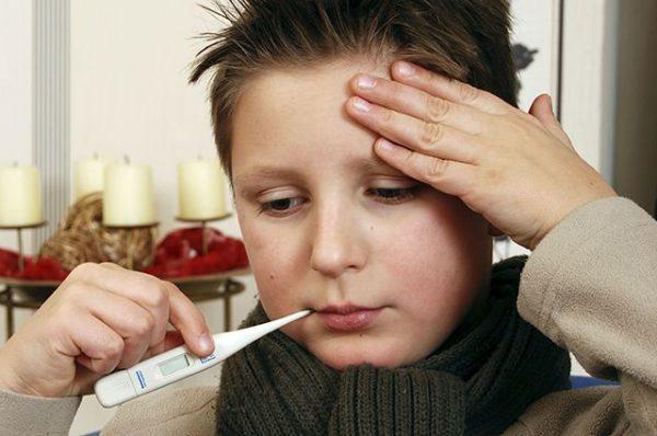 как часто можно сбивать температуру у ребенка
