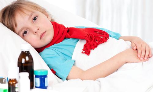 Вирус высокая температура у ребенка