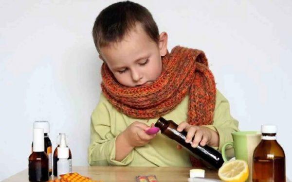ибупрофен для детей от температуры
