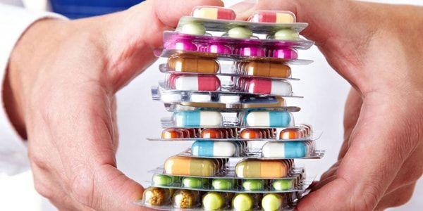 Лечение лекарствами хронических запоров