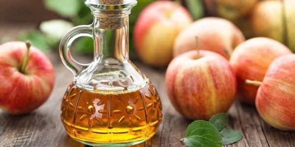 Яблочный уксус от запора