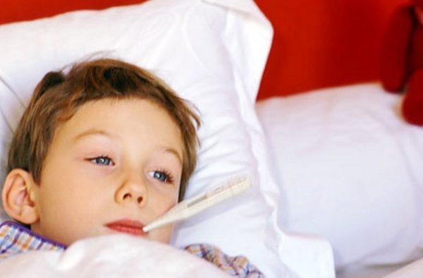 почему у ребенка поднимается температура ночью