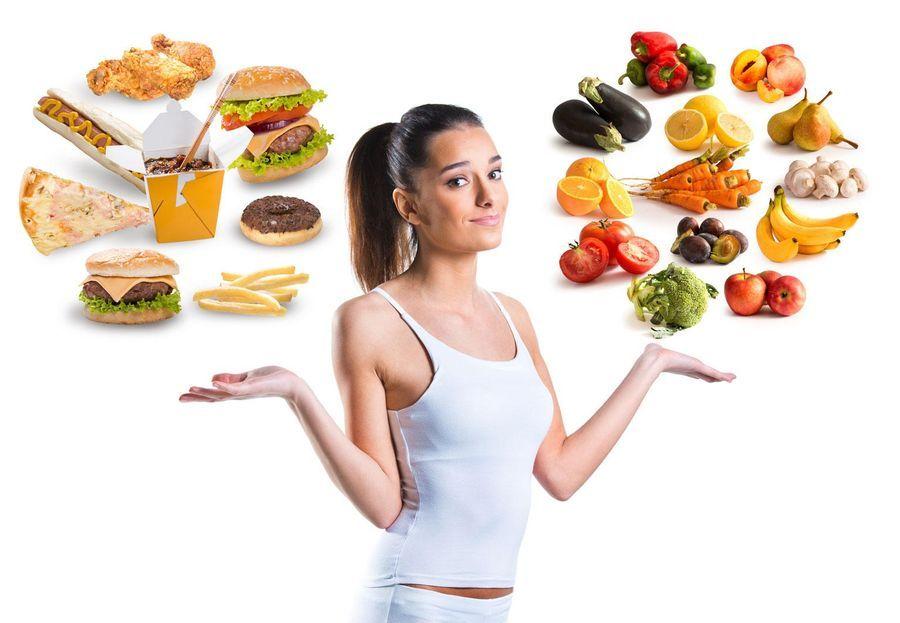 Правильное питание при повышенной потливости