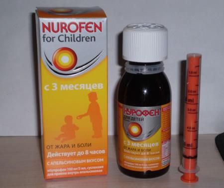 жаропонижающие средства при высокой температуре у детей