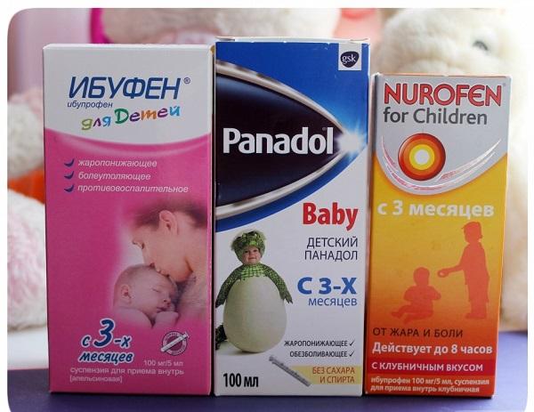 температура держится неделю у ребенка